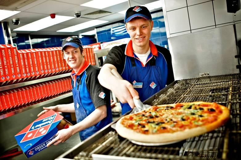 Domino's Pizza Twitter Emoji Order