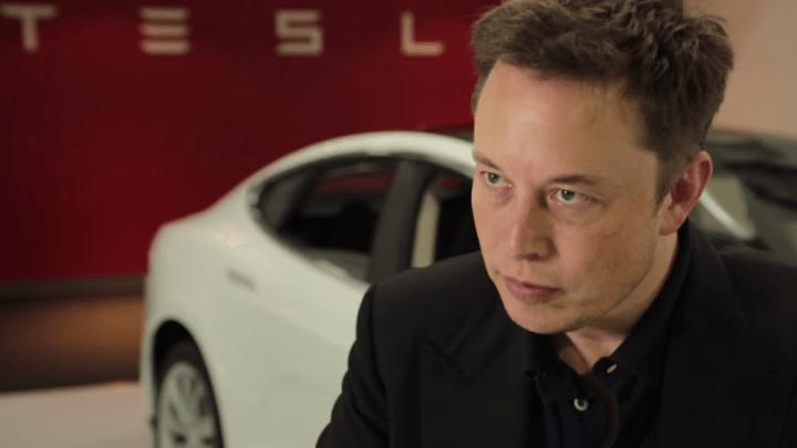 Elon Musk Stephen Colbert Mars Video