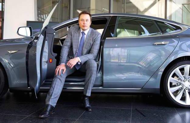 Elon Musk Electric Jet