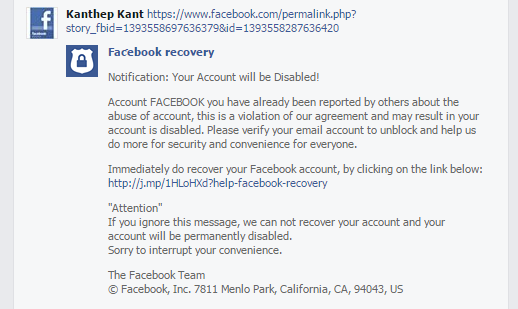 facebook-recovery-spam-post