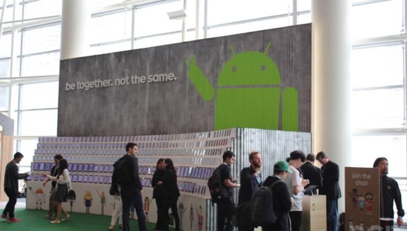 Google I/O 2015 Photo Gallery