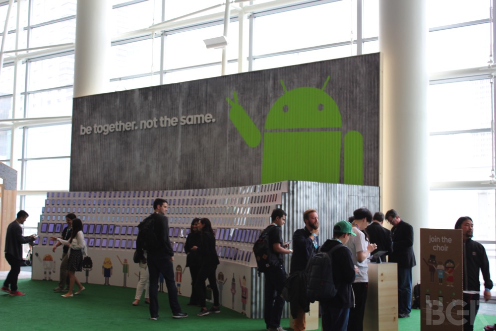 Google I/O 2015 Photo Gallery
