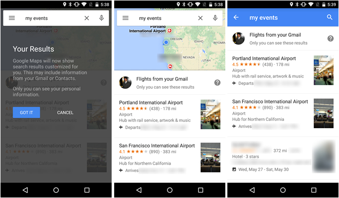 Google Maps Tricks: Google Now