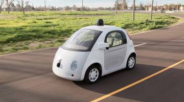 Self-driving car tests: California rules updated
