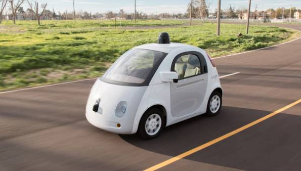 Google vs. Uber Self-driving Car