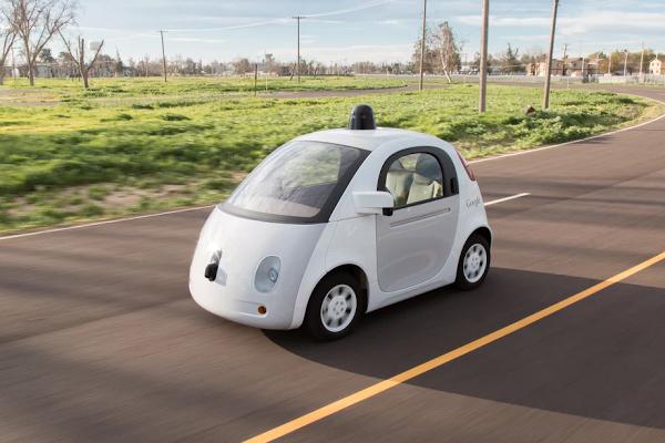 Google Fiat Chrysler Self-Driving Cars