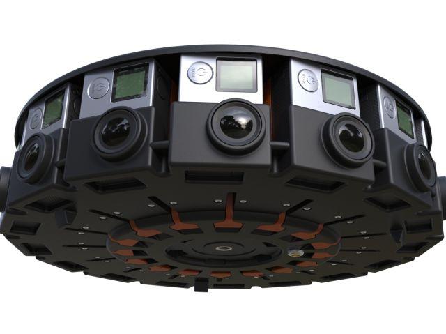 Google VR GoPro Jump YouTube Platform