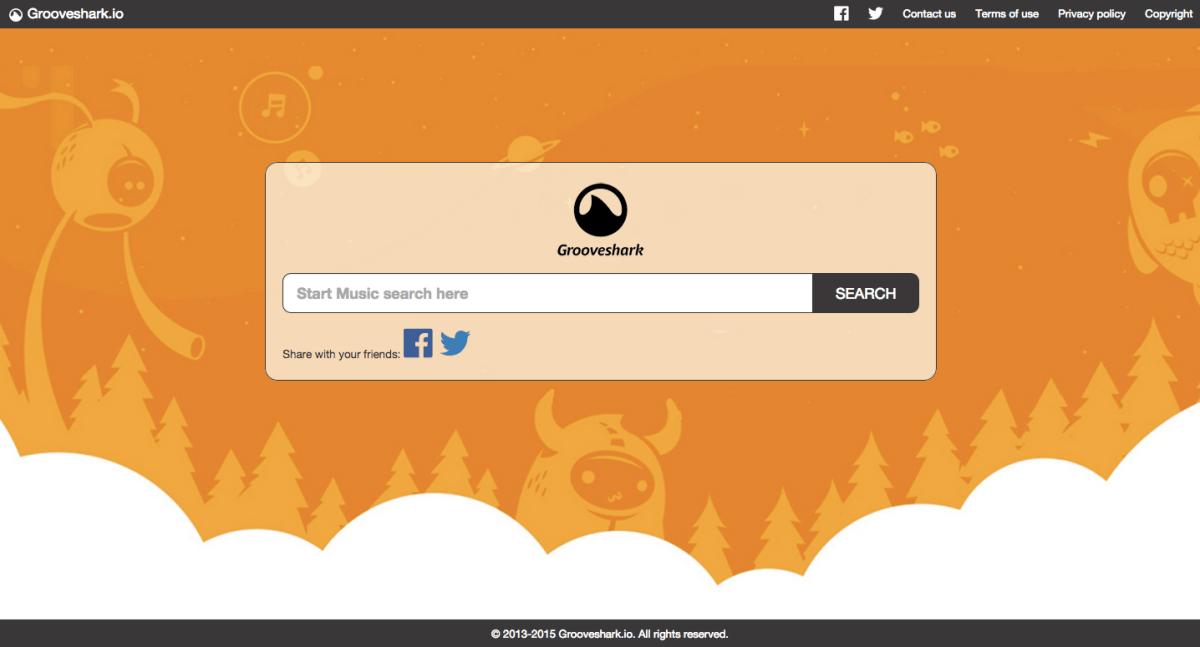 Grooveshark is Back Online