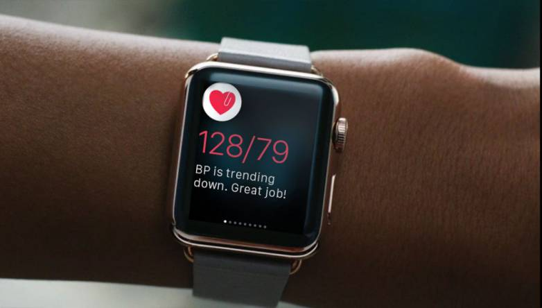 Apple Watch Health Data: Hello Heart