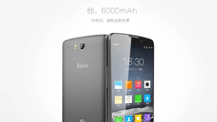 Best Smartphone Battery Innos D6000