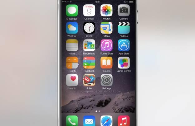 iPhone 6s vs. iPhone 6 Display Specs