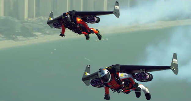 Jetpacks Commercial Use