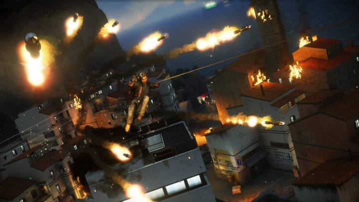 Just Cause 3 Black Ops 3