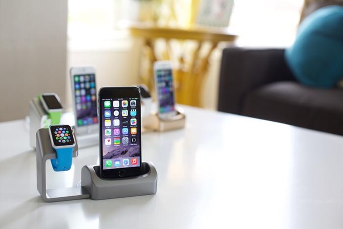 Kickstarter Duet iPhone and Apple Watch