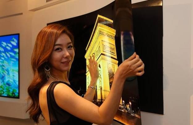 LG HDTV OLED Display