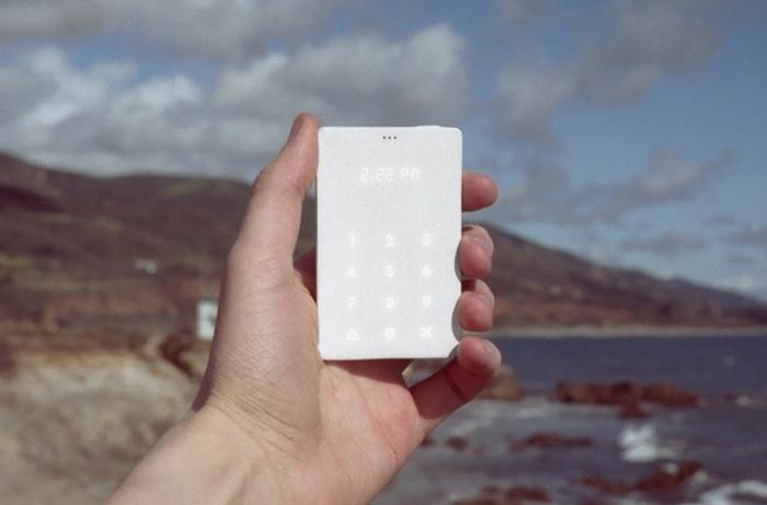 iPhone Android Light Phone Kickstarter