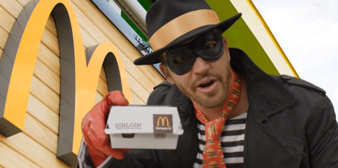 2015 Worst Ads McDonald's HTC Sprint