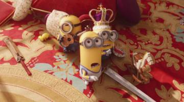 Minions Honest Trailer Video