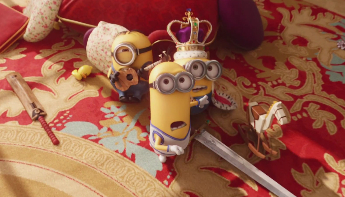 Minions Movie Trailer 3 Video