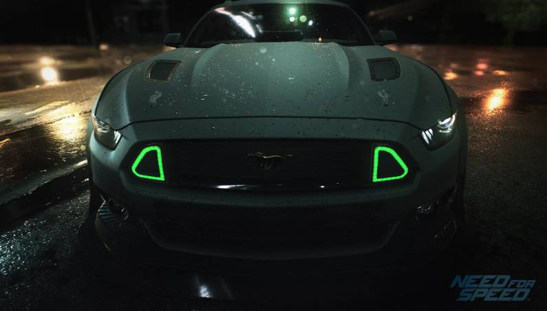 Need for Speed 2015 Teaser