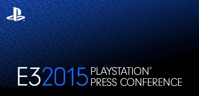 PlayStation E3 2015