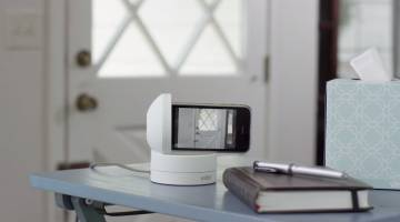 iPhone Home Security System Indiegogo