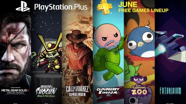 PS4 PS3 PS Vita Free Games