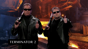 Arnold Schwarzenegger The Late Late Show