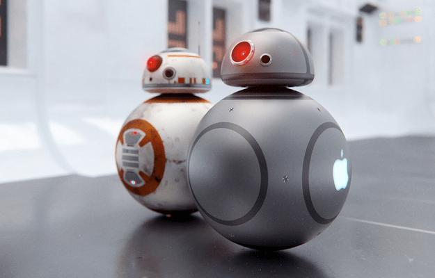 Star Wars BB-8 Apple Concept