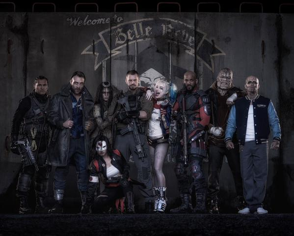 2016 Superhero Movies Suicide Squad Deadpool