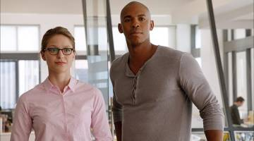 Supergirl Pilot Leak HD
