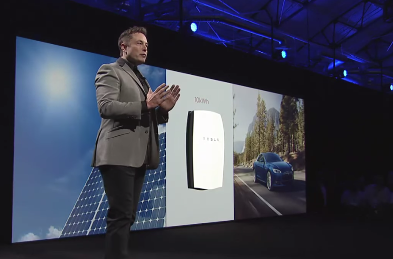 Tesla Powerwall Powerpack Battery Reservations