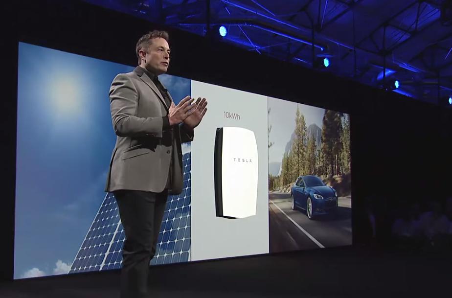 Tesla Powerwall Powerpack Battery Reservations