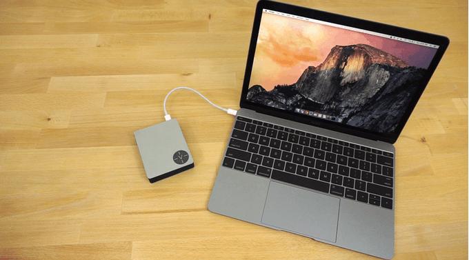 Retina MacBook USB-C Battery Adapter Kickstarter