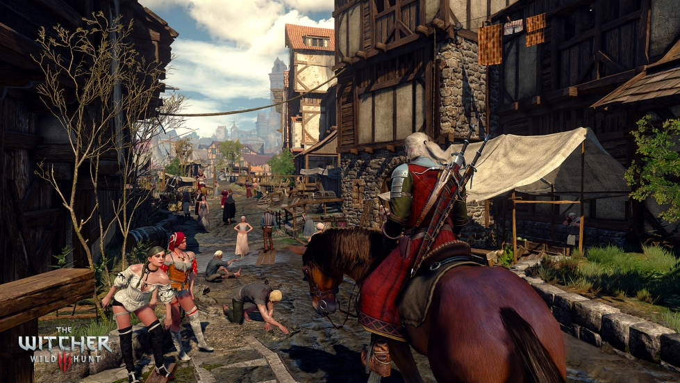 The Witcher 3 PS4 vs Xbox One