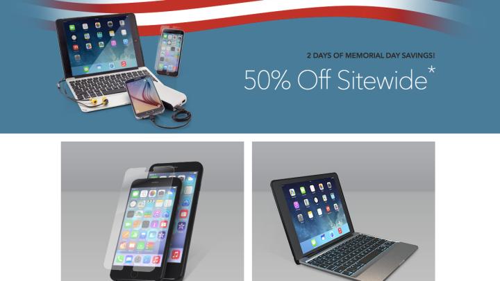 iPhone Case Keyboard Memorial Day Sale