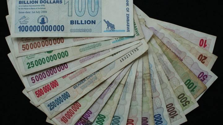 Zimbabwe Hyperinflation Crisis 175 Quadrillion Dollars