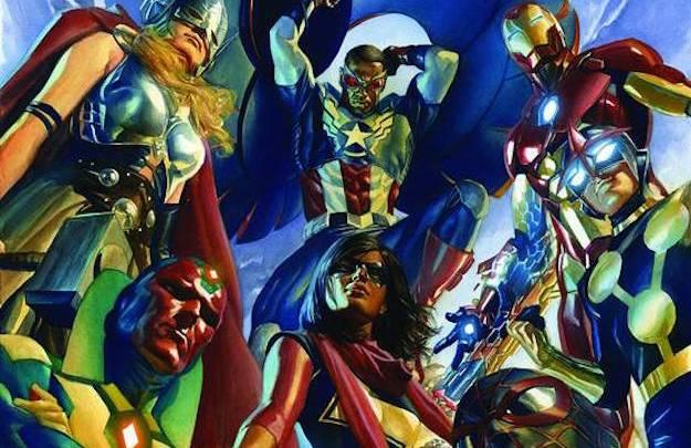 New Avengers Lineup Details