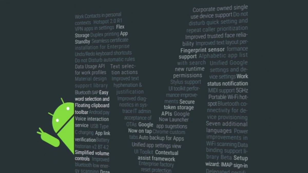 Android M Best New Features App Manager App Standby