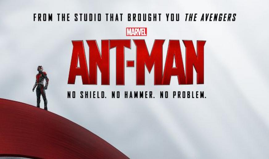 Marvel Ant-Man TV Spot