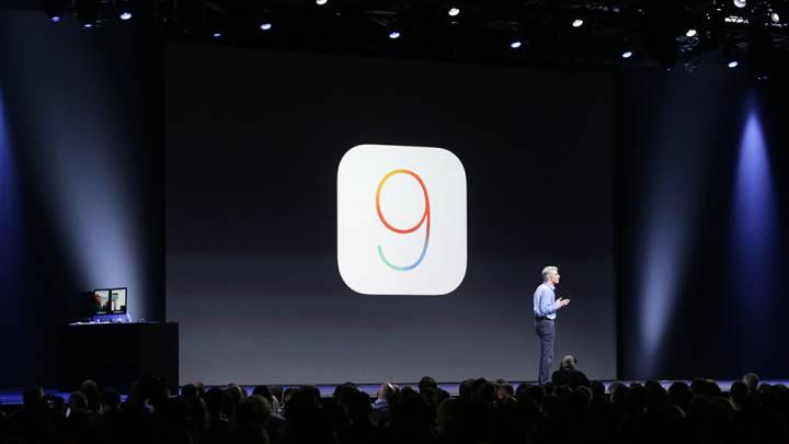 iOS 9 Health App Landscape Mode