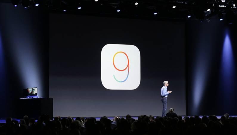 iOS 9 Flight Tracker