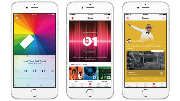 Apple Music Usability
