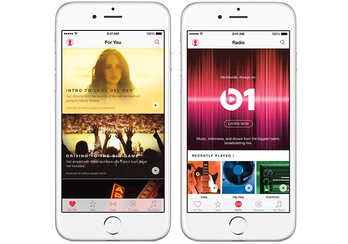 Apple Music Playlists