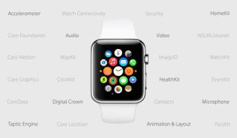 Apple Watch WatchOS Native SDK Apps