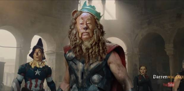 Avengers Of Oz