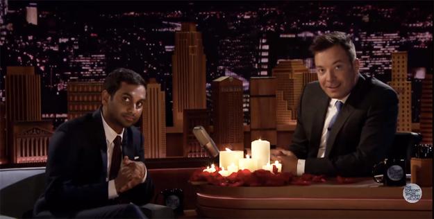 Aziz Ansari Comedy