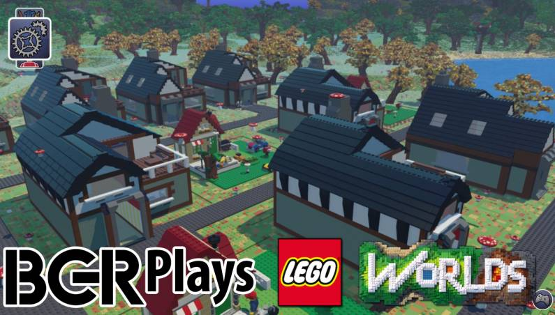 LEGO Worlds Gameplay Video