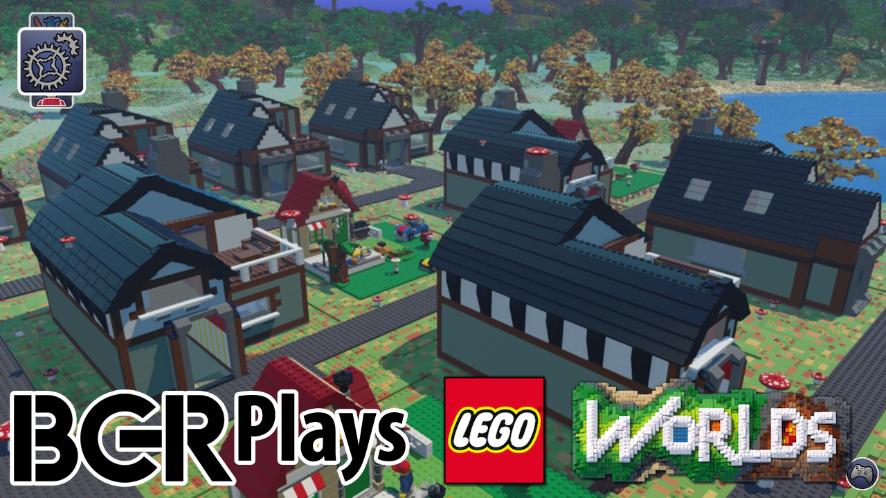 LEGO Worlds Gameplay Video