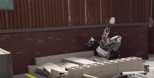 Robots Falling Down